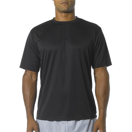 new a4 100 polyester moisture wicking performance marathon t shirt ebay. Black Bedroom Furniture Sets. Home Design Ideas