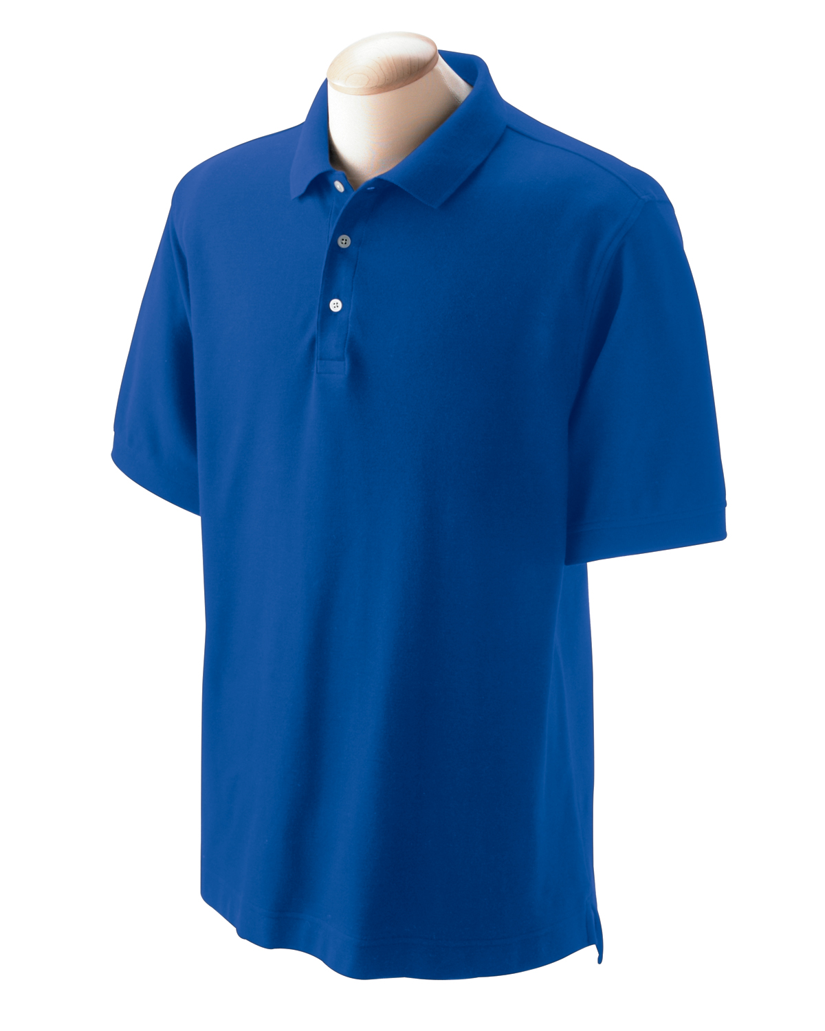 When your customer needs a sport shirt that is going to stand up to long days of work or play, show them % polyester performance polos. Unlike cotton shirts that absorb and hold perspiration leaving your shirt wet and heavy, performance polos pull moisture to the surface of the fabric where it quickly evaporates leaving you cool, dry and.
