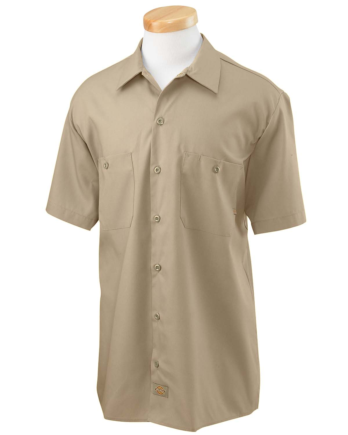 Dickies 65 Polyester 35 Cotton Industrial Short Sleeve