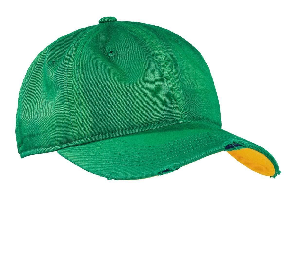 25f381a137d District - Sun Bleached and Distressed Cap